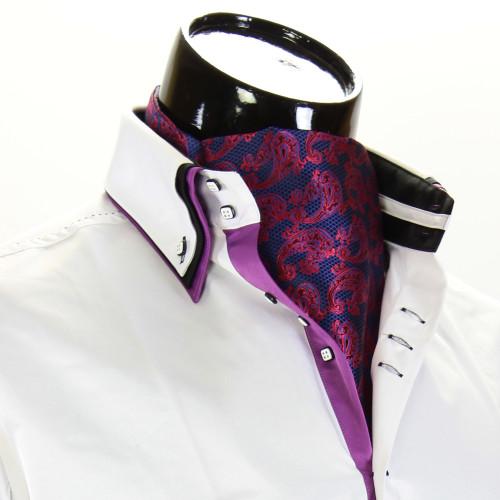 Мужской шейный платок аскот CH 9070-15