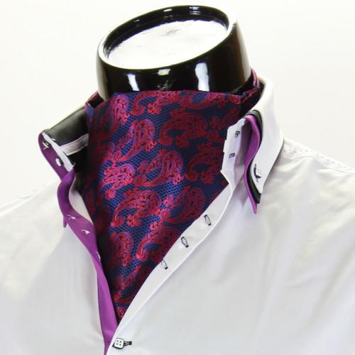 Чоловіча краватка Аскот на шию CH 9070-15