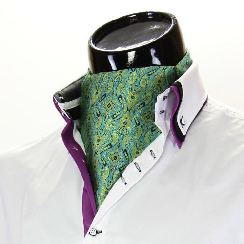 Чоловіча краватка Аскот на шию CH 9080-5