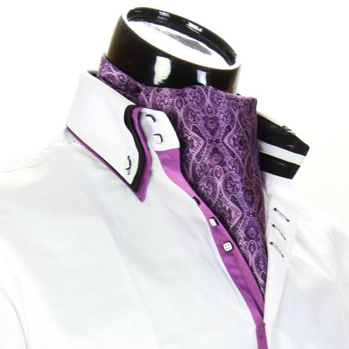 Чоловіча краватка Аскот на шию CH 9070-4