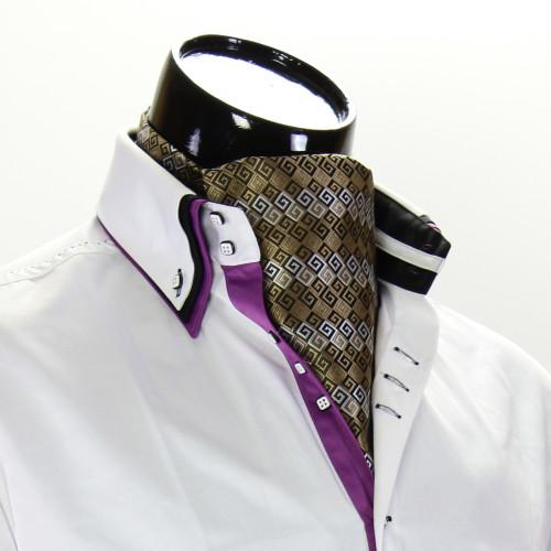 Чоловіча краватка Аскот на шию CH 9020-1