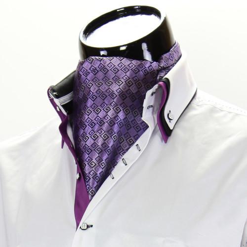 Мужской шейный платок аскот CH 9020-2