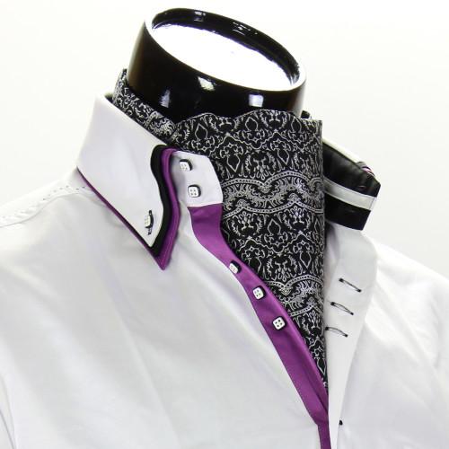Мужской шейный платок аскот CH 9020-3