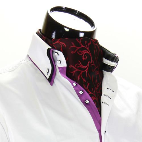 Мужской шейный платок аскот CH 9020-5