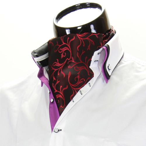 Чоловіча краватка Аскот на шию CH 9020-5