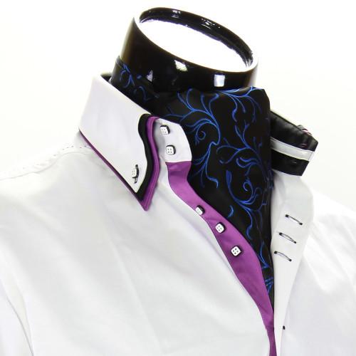 Чоловіча краватка Аскот на шию CH 9020-6