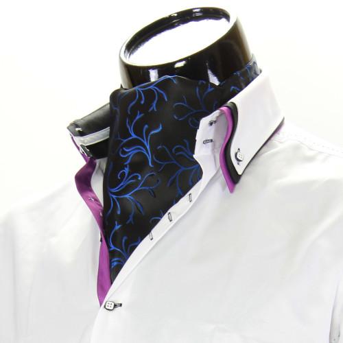 Мужской шейный платок аскот CH 9020-6