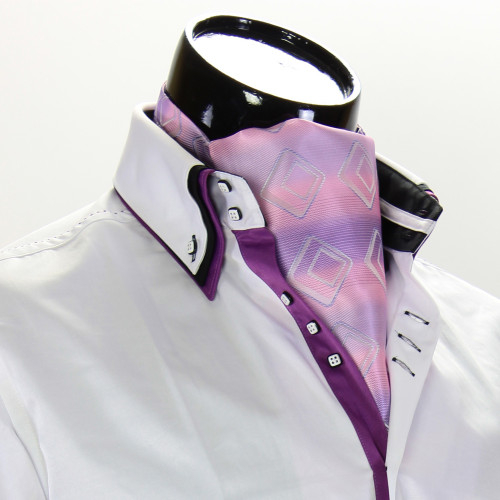 Men`s Pattern Paisley Ascot Cravat CH 9020-7