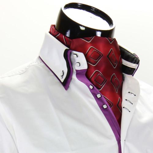 Мужской шейный платок аскот CH 9020-9