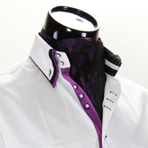 Men`s Pattern Paisley Ascot Cravat CH 9020-10