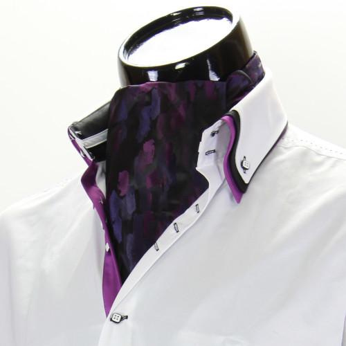 Чоловіча краватка Аскот на шию CH 9020-10