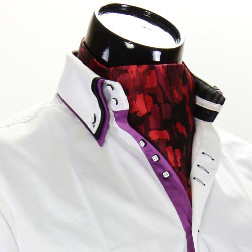 Мужской шейный платок аскот CH 9020-11