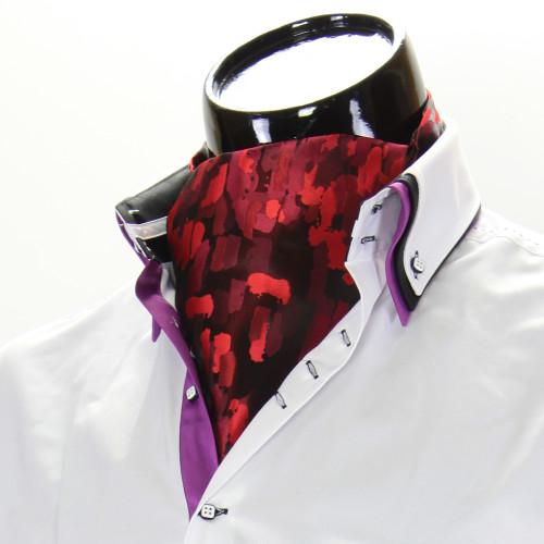 Men`s Pattern Paisley Ascot Cravat CH 9020-11