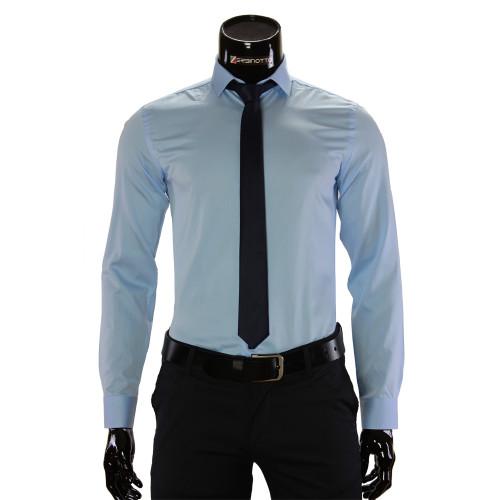 Pure Cotton Plain Classic Shirt GF 7037-9
