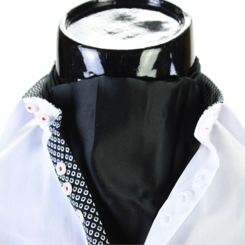 Мужской шейный платок аскот RG0209-38