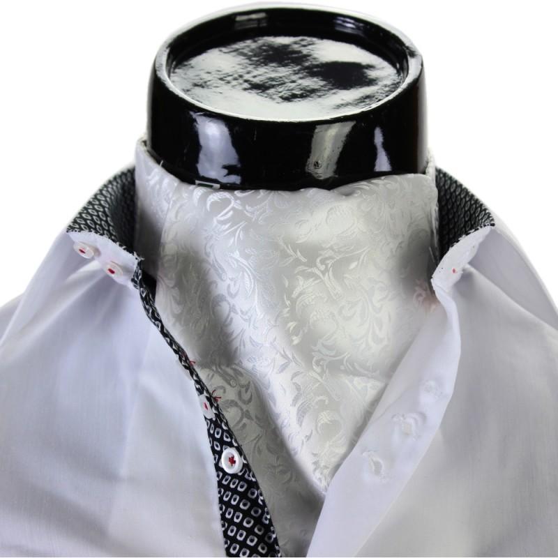 Мужской шейный платок аскот GF0209-37