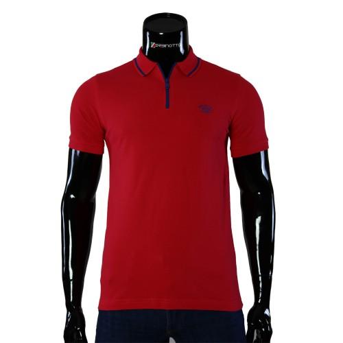 Мужская рубашка поло D 240-1