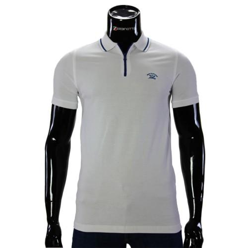 Мужская рубашка поло D 240-2