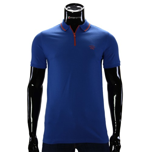 Мужская рубашка поло D 240-3