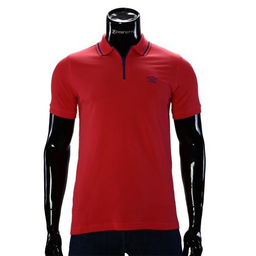Мужская рубашка поло D 240-7