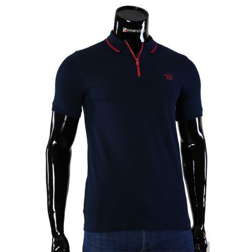 Мужская рубашка поло D 240-8