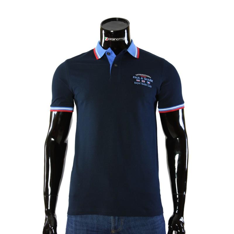 Мужская рубашка поло D 243-4