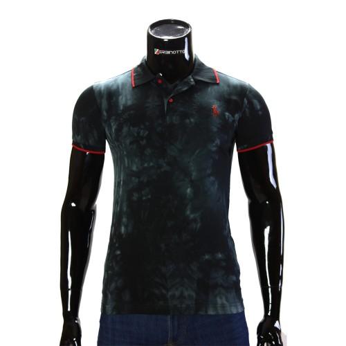 Мужская рубашка поло D 2007-1