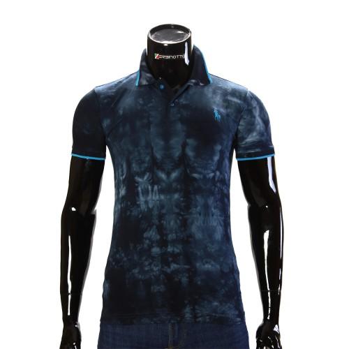Stretch Navy T-shirt Polo Ralph Lauren D 2007-2