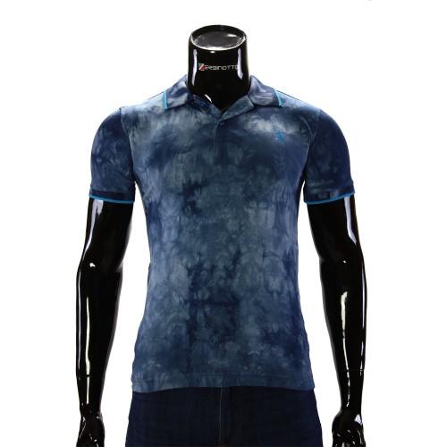 Мужская рубашка поло D 2007-6