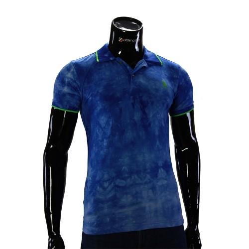 Мужская рубашка поло D 2007-8