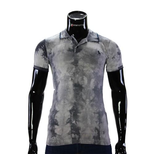 Stretch Grey T-shirt Polo Ralph Lauren D 2007-9