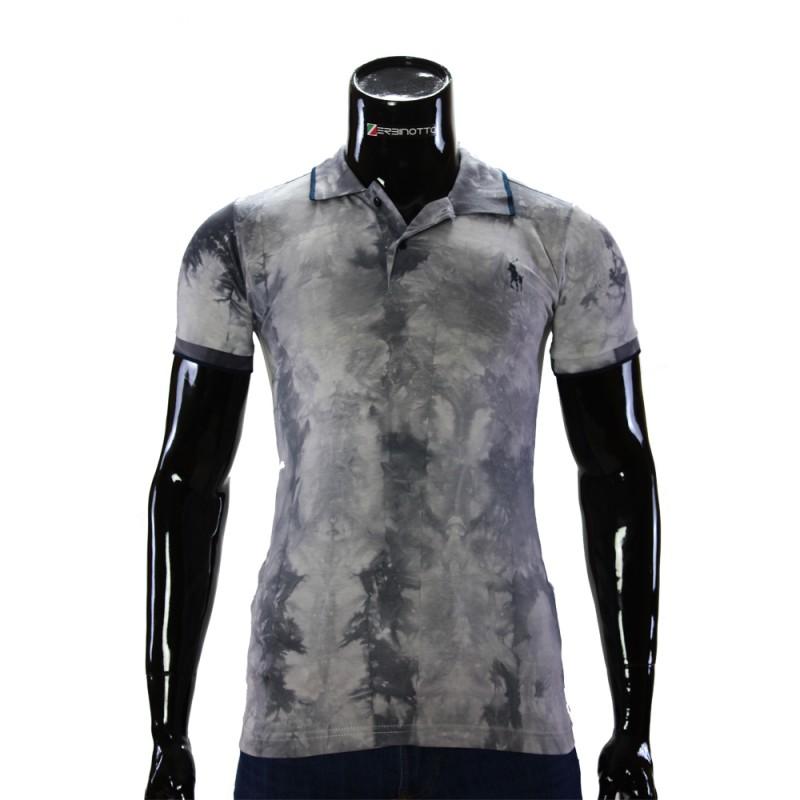Мужская рубашка поло D 2007-9