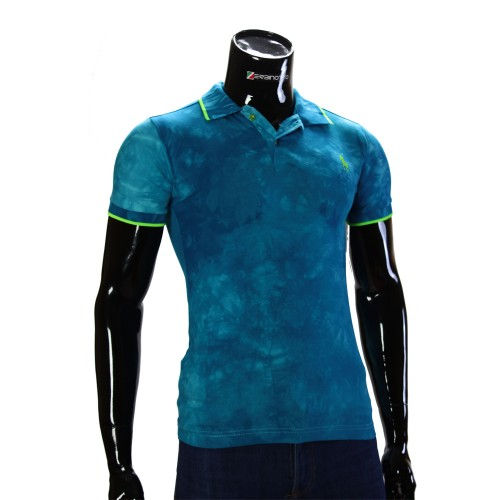 Мужская рубашка поло D 2007-10