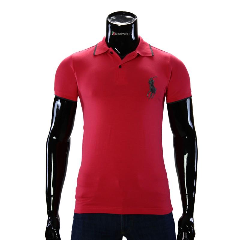 f097dea1f Men s Coral polo shirt D 2008-3. Buy Ralph Lauren polo T-shirt.