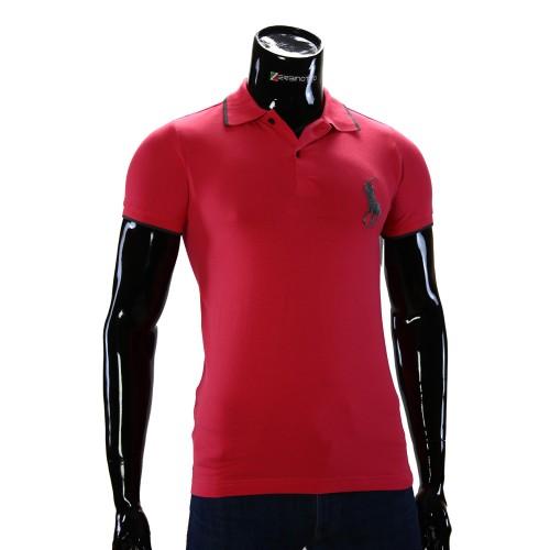 Мужская рубашка поло D 2008-5