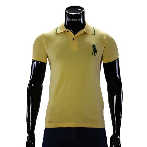 Мужская рубашка поло D 2008-6