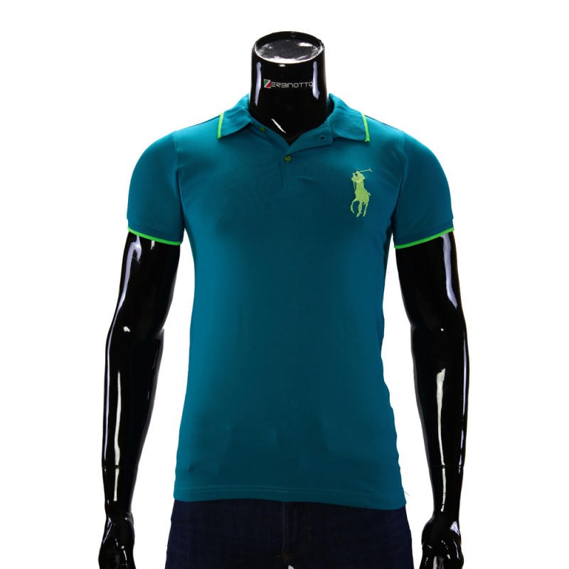 303e3262e Men s Turquoise Polo D 2008-8. Buy Ralph Lauren polo T-shirt.