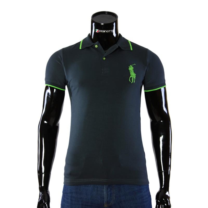 Мужская рубашка поло D 2008-10
