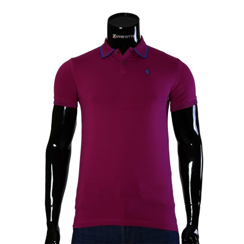 Stretch Lilac T-shirt Polo Ralph Lauren TS 50-3