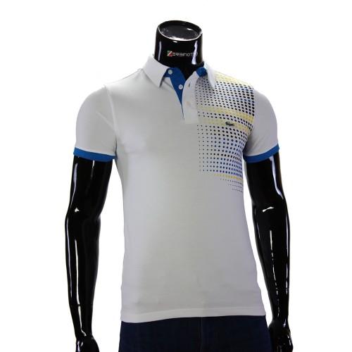 Мужская рубашка поло 0104-6-1