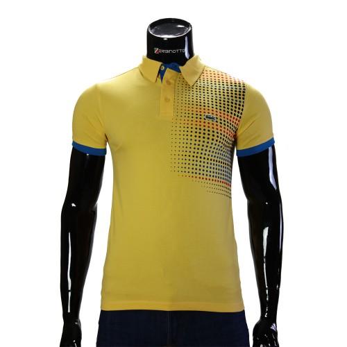 Мужская рубашка поло 0104-6-4