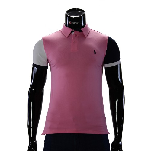 Cotton Pink T-shirt Polo Ralph Lauren 0104-9-2