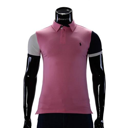 Мужская рубашка поло 0104-9-2