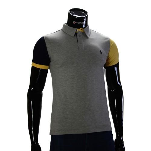 Мужская рубашка поло 0104-9-3