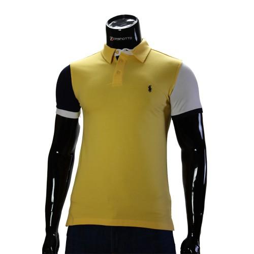 Мужская рубашка поло 0104-9-5
